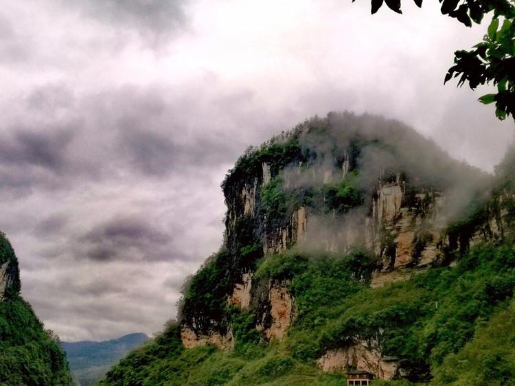 【恩施秘境】湖北最美徒步线·恩施大峡谷·新田村·鹿院坪·清江古