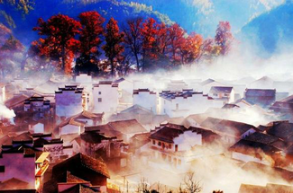 秋醉婺源,這個時節來中國最美鄉村,尋覓五彩秋色!
