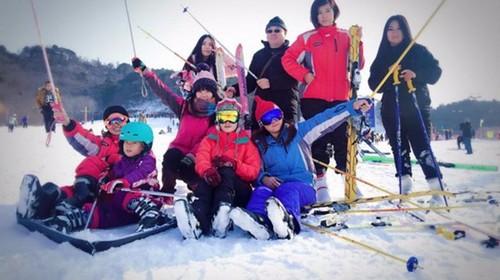 【莲花山滑雪】一价全含·天天发·免费教学·滑雪1日游!