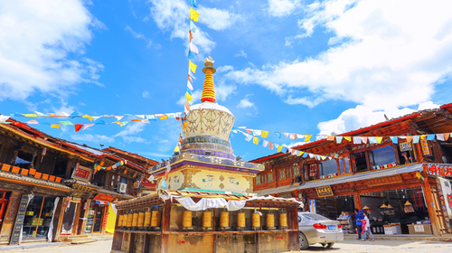 【云南·雪山飞湖】丽江·泸沽湖·香格里拉·独克宗古城·梅里雪山·西藏盐井·滇藏人文摄影·7日游!