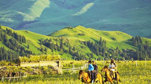 【新疆亲子游】2019暑假·新疆伊犁·走遍北疆壮美河山·亲子深度8日游!