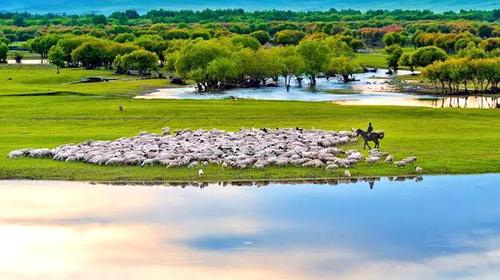 【乌兰布统特价399】坝上·乌兰布统·影视基地·百草敖包·公主湖·越野车穿越·蒙古体验·周末2.5日游!