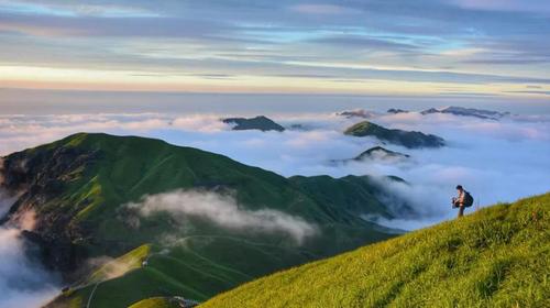 【武功山徒步】龙村+发云界+萍乡·云端草甸·看星空日出日落徒步三日游