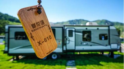 【海坨山谷】自驾海坨山谷·露营·爬山·郊游·京郊小瑞士·1日游!