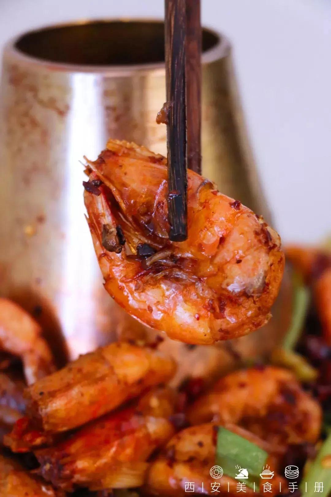 西安美食特产图片