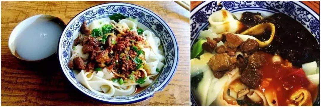 西安美食攻略图片