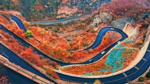 【11.23日】丈量北京魔鬼网红天路【红井路】 18km轻装徒步1日游!