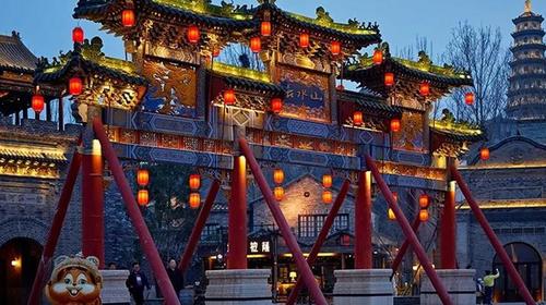 【古北水镇】天天发·星空下的古北水镇·司马台长城日夜全景·免费特色表演1日游!