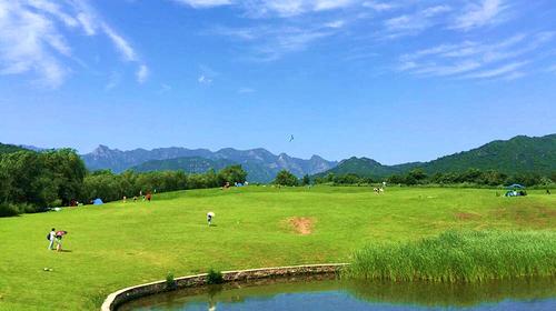 【玉渡山】天天发团·高山草甸野餐·忘忧湖畔漫步·山林看瀑布·1日游!