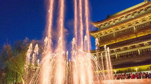 【古北水镇】天天发·长城脚下的温泉小镇·司马台长城日夜全景·免费特色表演2日游!