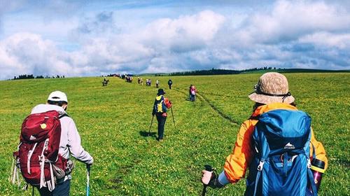 【百人草原徒步节】2020年7-10月·多伦草原·多伦湖·越野车穿越·用最原生态的方式丈量草原·草原百人徒步3日游!