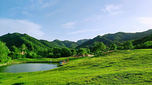 【玉渡山】国庆天天发·高山草甸·忘忧湖畔漫步·山林看瀑布·1日游!
