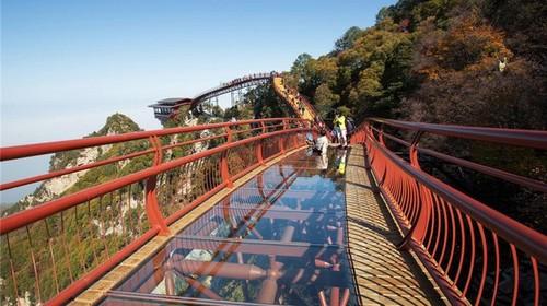 【少华山】西安出发 森林公园·华山姊妹山·避暑胜地·可选索道玻璃栈道1日游