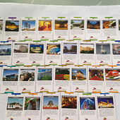 赞北京市东城区旅游派发的名片