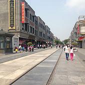 两个吃货在北京